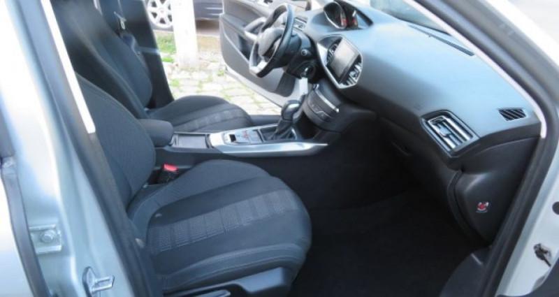 Peugeot 308 SW 1.6 BLUEHDI 120CH ALLURE S&S EAT6 Gris occasion à Juvisy Sur Orge - photo n°2