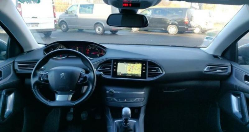 Peugeot 308 SW 1.6 BlueHDi 120ch S&S Allure Business Gris occasion à La Rochelle - photo n°6