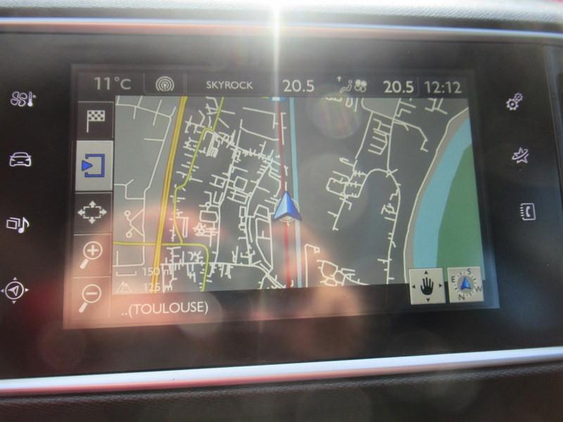 Peugeot 308 SW 1.6 BLUEHDI FAP 120CH BUSINESS PACK Gris occasion à Toulouse - photo n°4