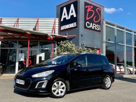 Peugeot 308 SW Noir, garage BS CARS.COM à Castelmaurou