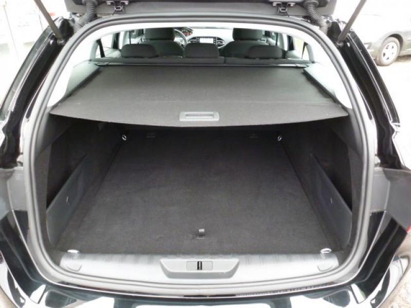 Peugeot 308 SW 1.6 HDI FAP 92CH ACTIVE Noir occasion à TOULOUSE - photo n°5