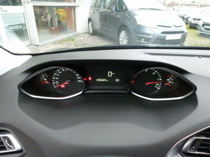 Peugeot 308 SW 1.6 HDI FAP 92CH ACTIVE Noir occasion à TOULOUSE - photo n°20