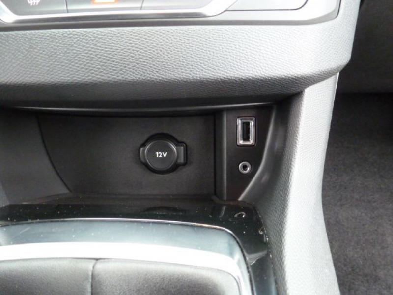 Peugeot 308 SW 1.6 HDI FAP 92CH ACTIVE Noir occasion à TOULOUSE - photo n°18