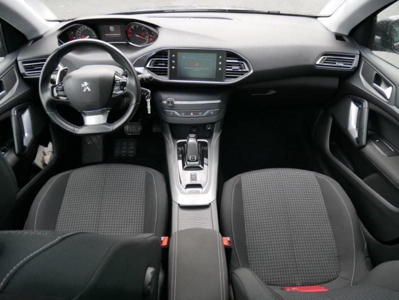 Peugeot 308 SW BlueHDi 130 EAT6 BUSINESS GPS TOIT Pano Noir occasion à Carcassonne - photo n°9