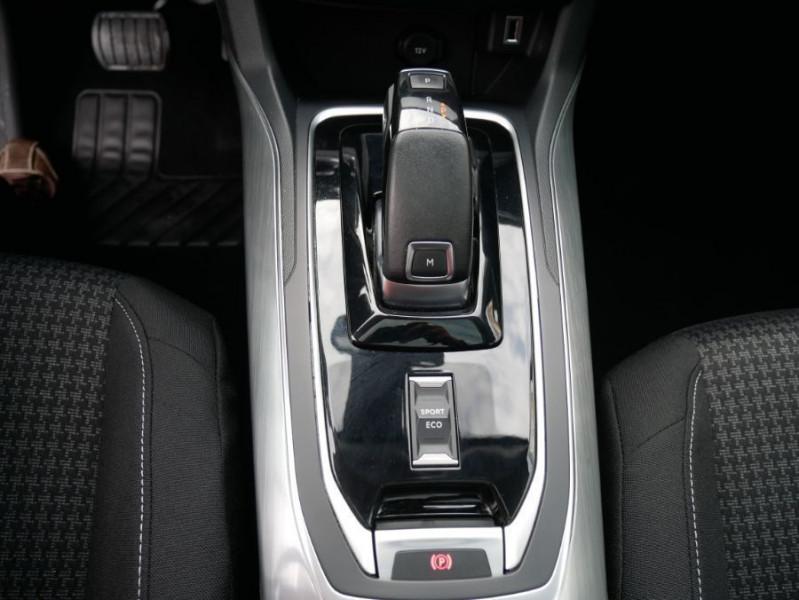 Peugeot 308 SW BlueHDi 130 EAT6 BUSINESS GPS TOIT Pano Noir occasion à Carcassonne - photo n°11