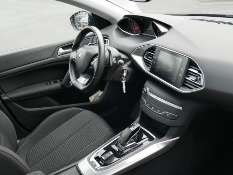 Peugeot 308 SW BlueHDi 130 EAT6 BUSINESS GPS TOIT Pano Noir occasion à Carcassonne - photo n°7