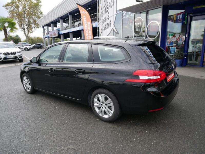 Peugeot 308 SW BlueHDi 130 EAT6 BUSINESS GPS TOIT Pano Noir occasion à Carcassonne - photo n°5
