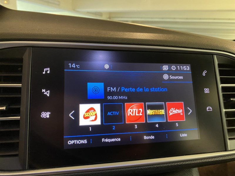 Peugeot 308 SW SW 1.2i PureTech 12V S&S - 130  Allure  occasion à Saint-Étienne - photo n°16