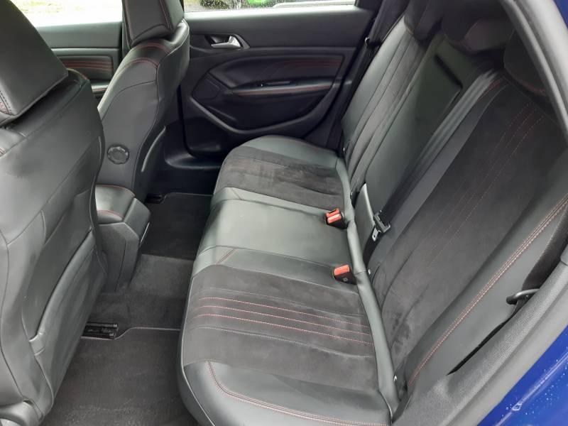Peugeot 308 SW SW 2.0 BlueHDi 180ch S&S EAT6 GT Bleu occasion à Tulle - photo n°14