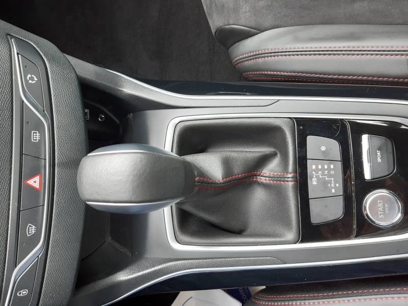 Peugeot 308 SW SW 2.0 BlueHDi 180ch S&S EAT6 GT Bleu occasion à Tulle - photo n°9