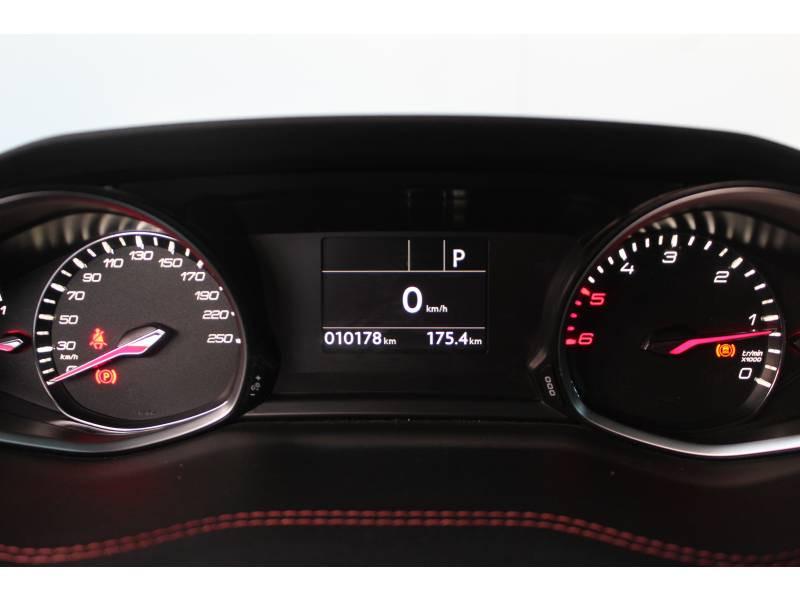 Peugeot 308 SW SW BlueHDi 130ch S&S EAT8 GT Line Blanc occasion à Saint-Pierre-du-Mont - photo n°14