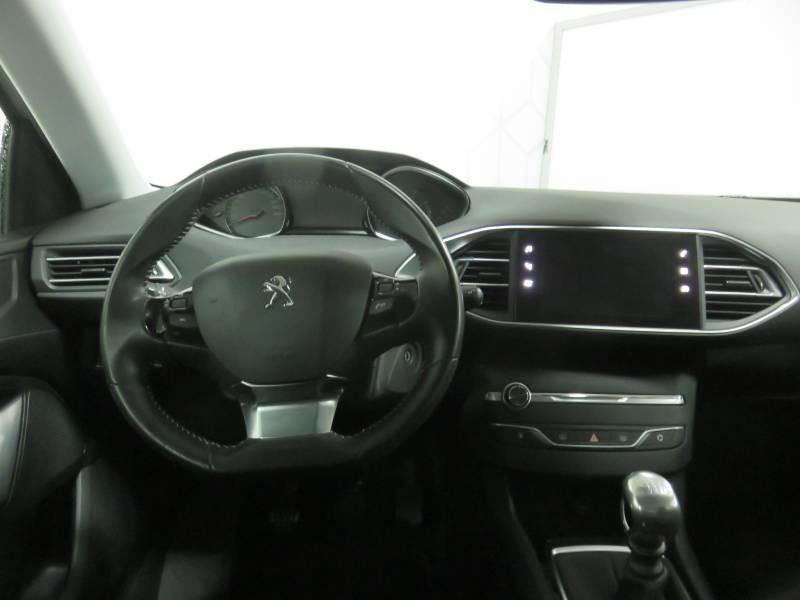 Peugeot 308 SW SW PureTech 110ch S&S BVM6 Active Gris occasion à BAYONNE - photo n°9