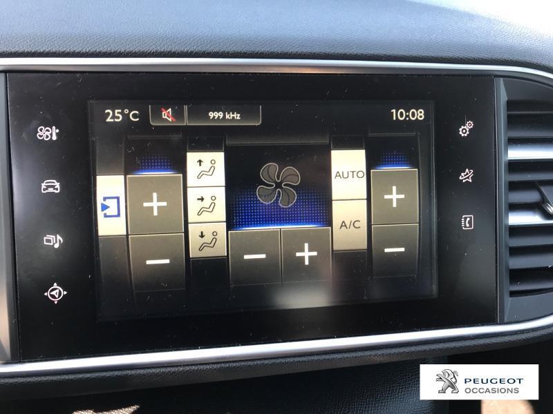Peugeot 308 1.2 Puretech 110ch Allure S&S 5p Gris occasion à CASTRES - photo n°13