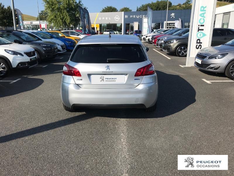 Peugeot 308 1.2 Puretech 110ch Allure S&S 5p Gris occasion à CASTRES - photo n°5