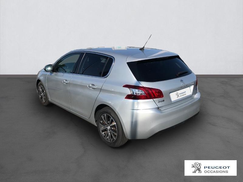 Peugeot 308 1.2 Puretech 110ch Allure S&S 5p Gris occasion à CASTRES - photo n°7