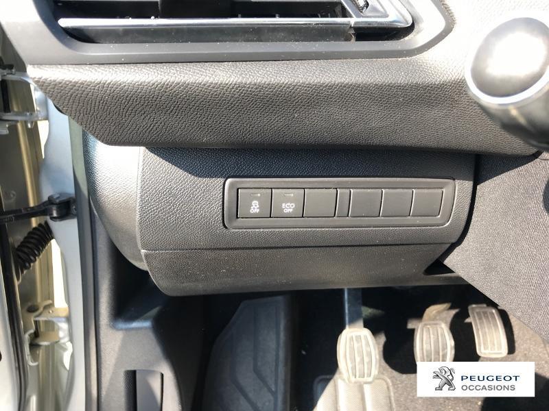 Peugeot 308 1.2 Puretech 110ch Allure S&S 5p Gris occasion à CASTRES - photo n°15