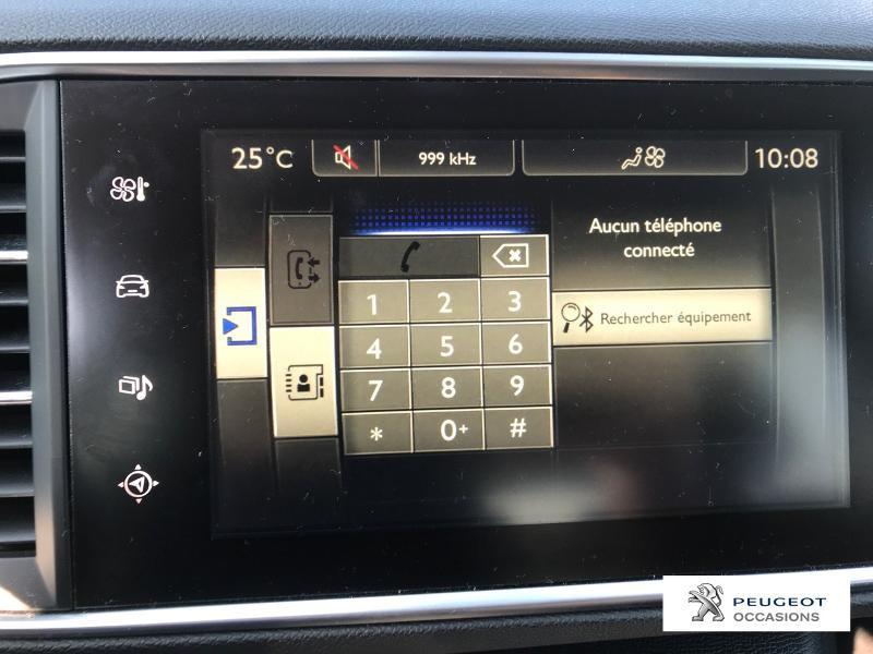 Peugeot 308 1.2 Puretech 110ch Allure S&S 5p Gris occasion à CASTRES - photo n°12