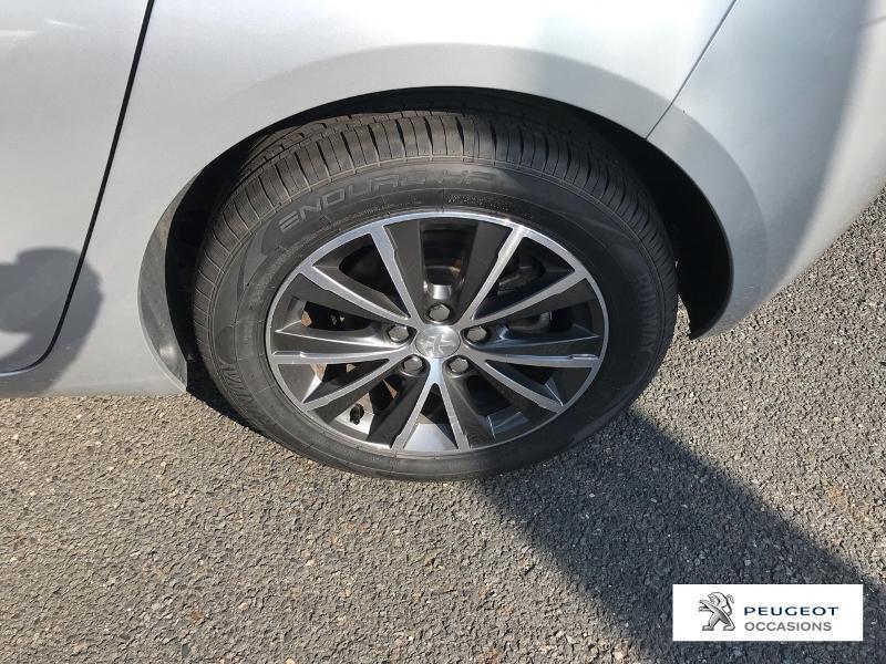 Peugeot 308 1.2 Puretech 110ch Allure S&S 5p Gris occasion à CASTRES - photo n°11