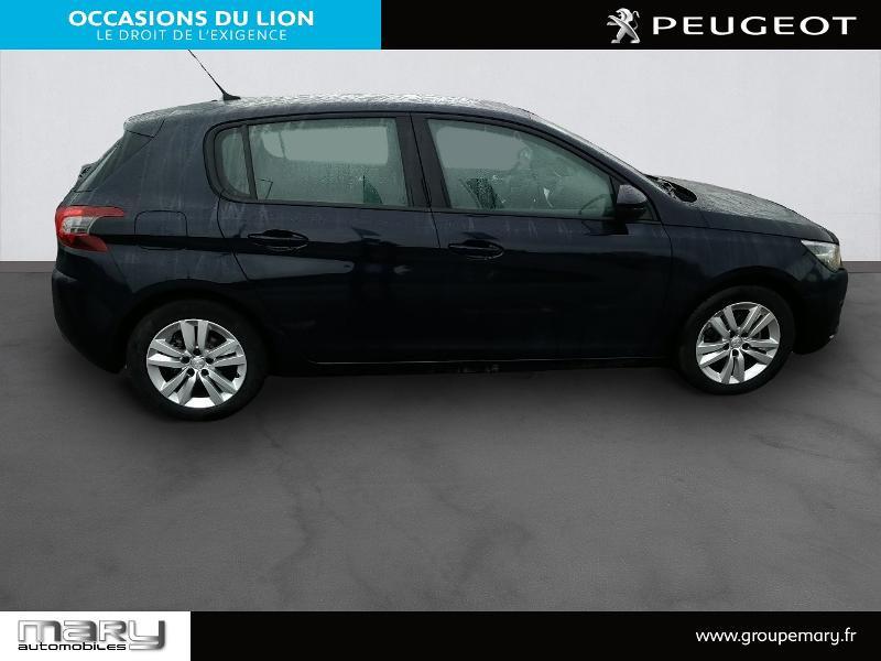 Peugeot 308 1.2 PureTech 110ch E6.3 S&S Active Business Bleu occasion à Vire - photo n°4