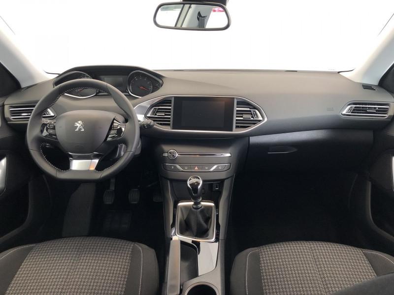 Peugeot 308 1.2 PURETECH 110CH E6.C S&S ACTIVE BUSINESS Blanc occasion à FENOUILLET - photo n°5