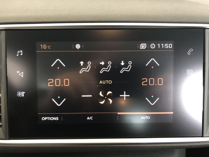 Peugeot 308 1.2 PURETECH 110CH E6.C S&S ACTIVE BUSINESS Blanc occasion à FENOUILLET - photo n°8