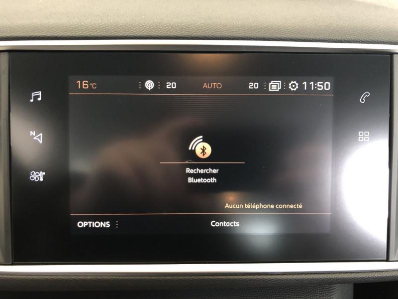 Peugeot 308 1.2 PURETECH 110CH E6.C S&S ACTIVE BUSINESS Blanc occasion à FENOUILLET - photo n°9