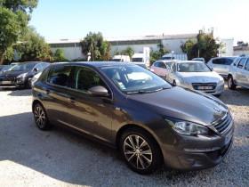 Peugeot 308 1.2 PURETECH 110CH STYLE S&S 5P  occasion à Aucamville - photo n°3