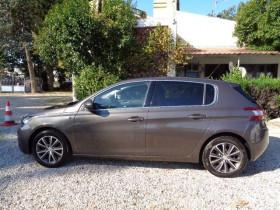 Peugeot 308 1.2 PURETECH 110CH STYLE S&S 5P  occasion à Aucamville - photo n°9