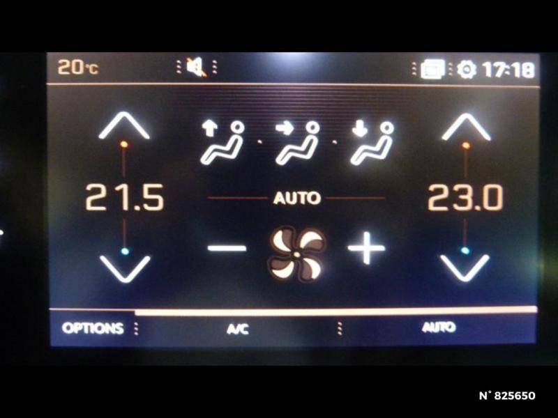 Peugeot 308 1.2 PureTech 130ch E6.3 S&S Tech Edition Gris occasion à Avon - photo n°16