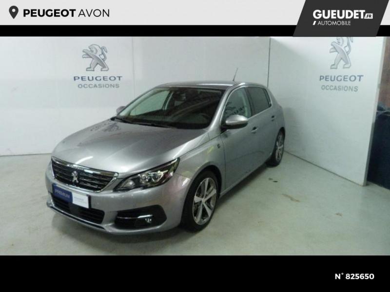 Peugeot 308 1.2 PureTech 130ch E6.3 S&S Tech Edition Gris occasion à Avon