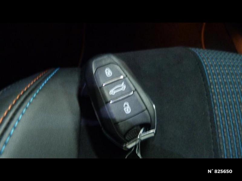 Peugeot 308 1.2 PureTech 130ch E6.3 S&S Tech Edition Gris occasion à Avon - photo n°13