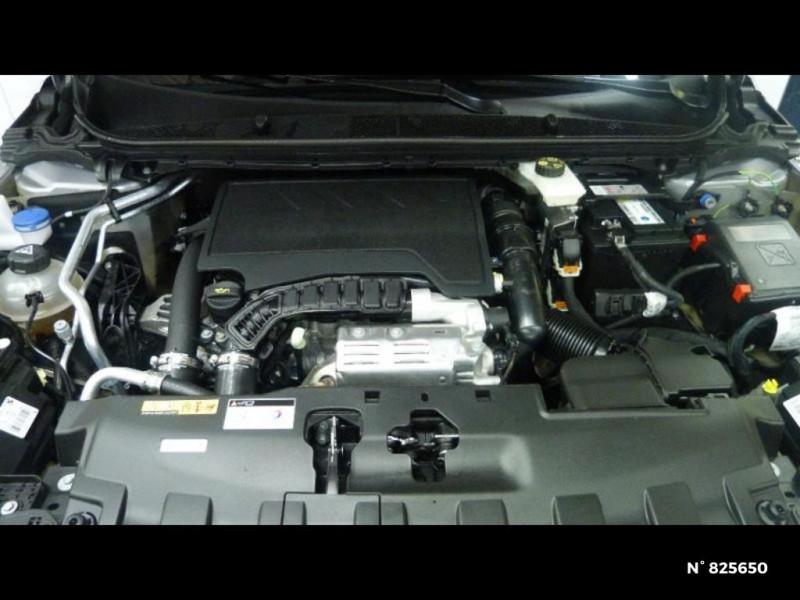 Peugeot 308 1.2 PureTech 130ch E6.3 S&S Tech Edition Gris occasion à Avon - photo n°14