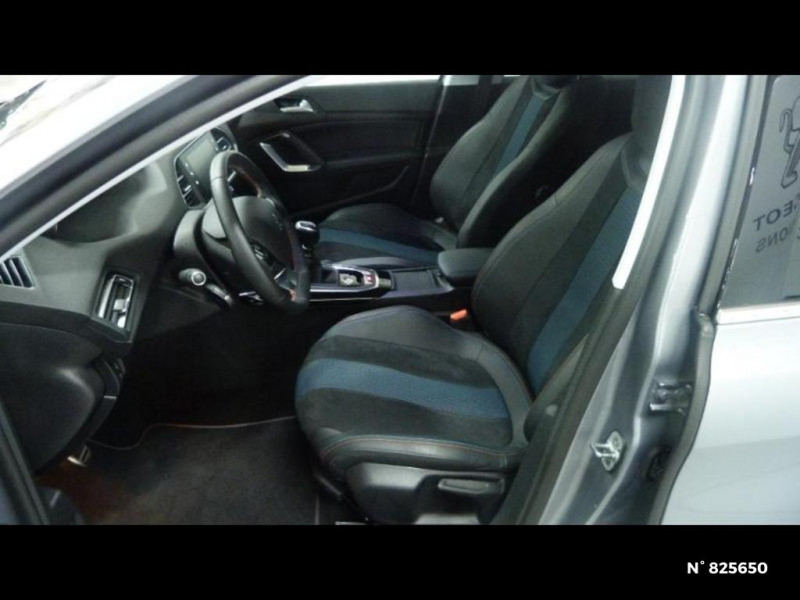 Peugeot 308 1.2 PureTech 130ch E6.3 S&S Tech Edition Gris occasion à Avon - photo n°5
