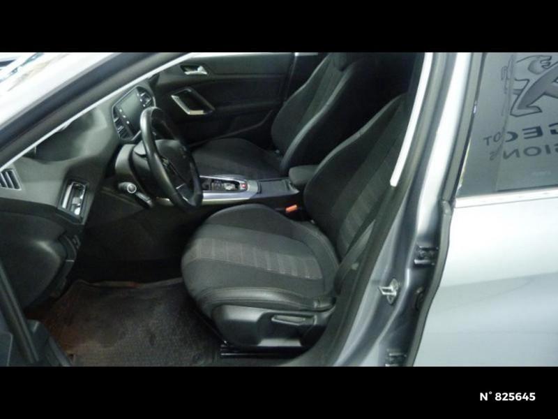 Peugeot 308 1.2 PureTech 130ch S&S Allure EAT6 Gris occasion à Avon - photo n°5