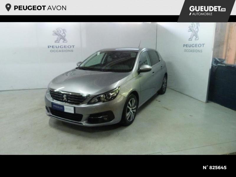 Peugeot 308 1.2 PureTech 130ch S&S Allure EAT6 Gris occasion à Avon