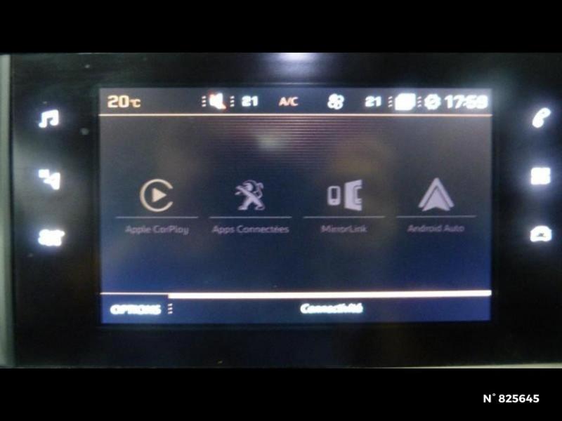 Peugeot 308 1.2 PureTech 130ch S&S Allure EAT6 Gris occasion à Avon - photo n°13