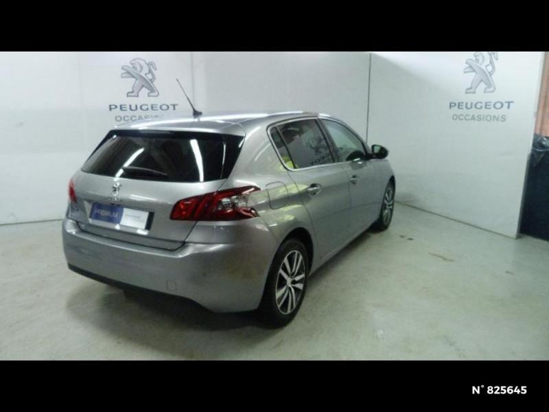 Peugeot 308 1.2 PureTech 130ch S&S Allure EAT6 Gris occasion à Avon - photo n°16