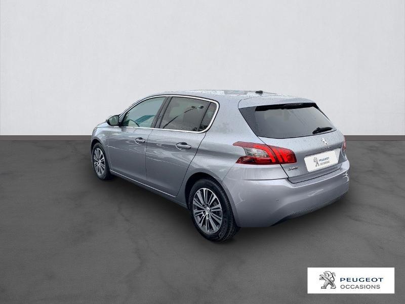 Peugeot 308 1.2 PureTech 130ch S&S Allure Pack Gris occasion à MAZAMET - photo n°7