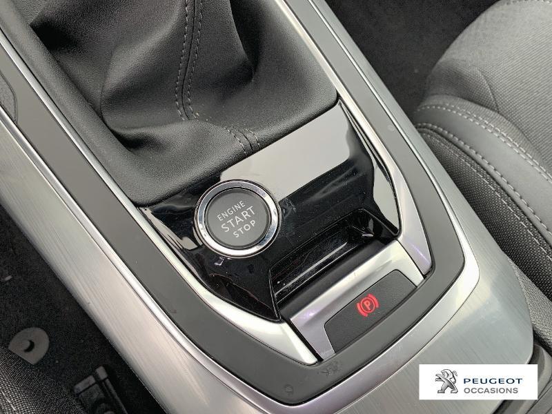 Peugeot 308 1.2 PureTech 130ch S&S Allure Pack Gris occasion à MAZAMET - photo n°17
