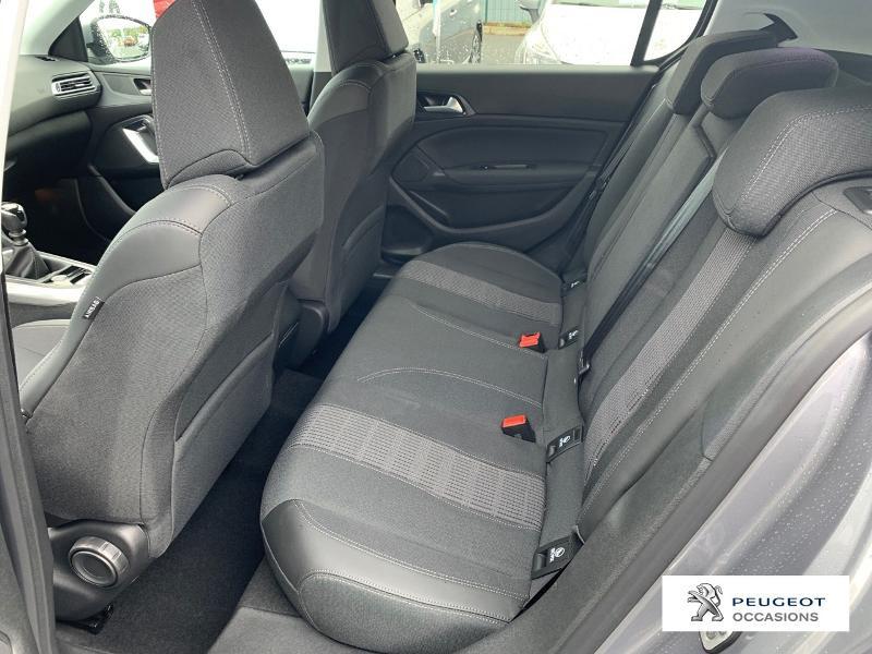 Peugeot 308 1.2 PureTech 130ch S&S Allure Pack Gris occasion à MAZAMET - photo n°10