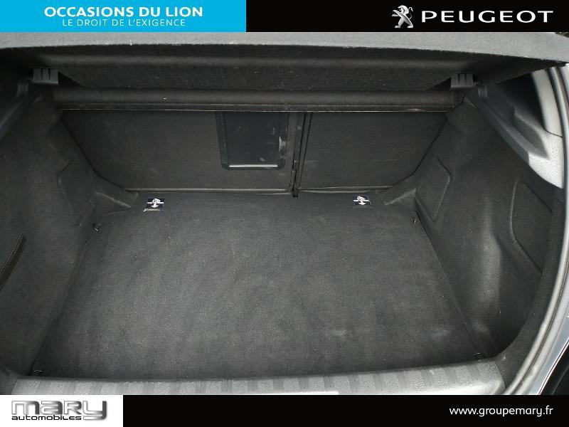 Peugeot 308 1.2 PureTech 130ch S&S GT Line 7cv Noir occasion à Vire - photo n°6