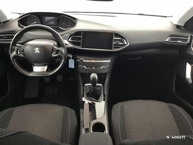 Peugeot 308 1.5 BlueHDi 100ch E6.c S&S Active Business Gris occasion à Montévrain - photo n°7