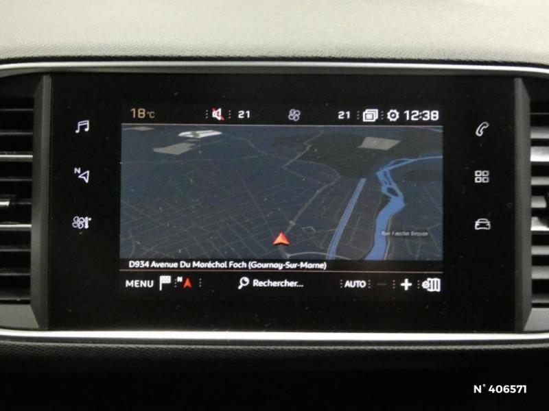 Peugeot 308 1.5 BlueHDi 100ch E6.c S&S Active Business Gris occasion à Montévrain - photo n°13