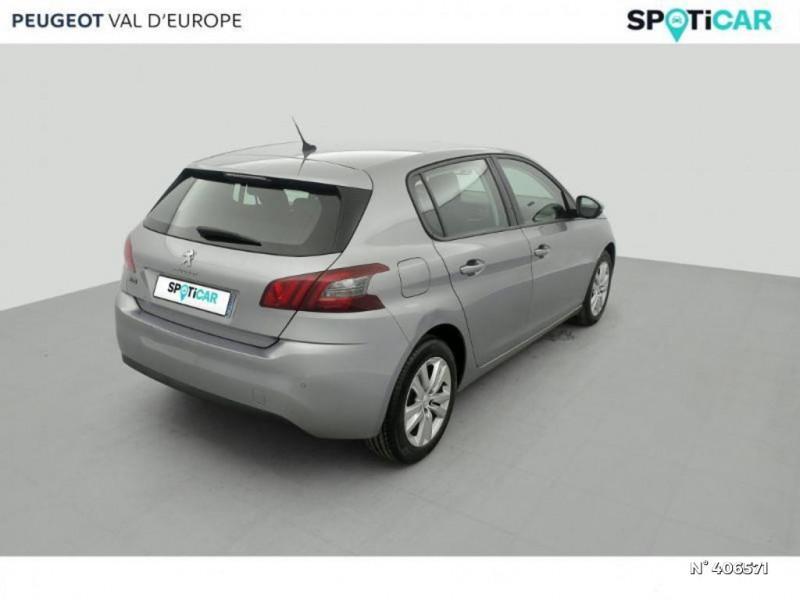 Peugeot 308 1.5 BlueHDi 100ch E6.c S&S Active Business Gris occasion à Montévrain - photo n°6