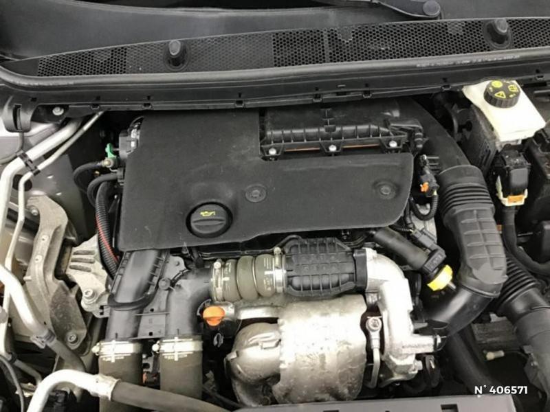 Peugeot 308 1.5 BlueHDi 100ch E6.c S&S Active Business Gris occasion à Montévrain - photo n°11