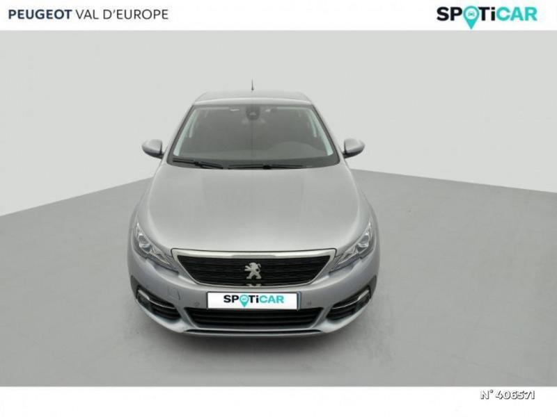 Peugeot 308 1.5 BlueHDi 100ch E6.c S&S Active Business Gris occasion à Montévrain - photo n°3