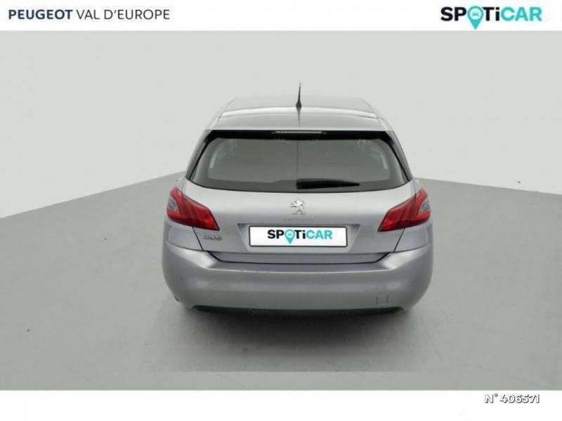 Peugeot 308 1.5 BlueHDi 100ch E6.c S&S Active Business Gris occasion à Montévrain - photo n°5