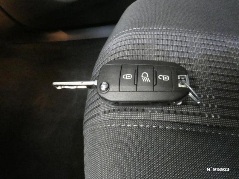 Peugeot 308 1.5 BlueHDi 130ch S&S Allure 7cv Gris occasion à Cesson - photo n°14