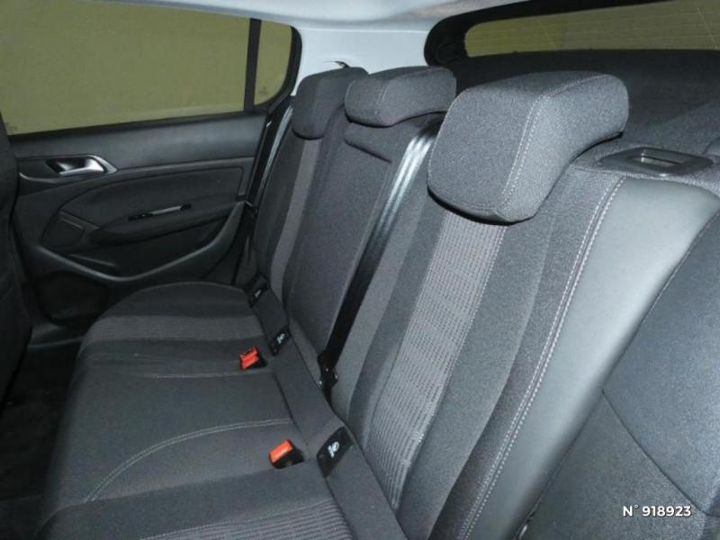 Peugeot 308 1.5 BlueHDi 130ch S&S Allure 7cv Gris occasion à Cesson - photo n°9