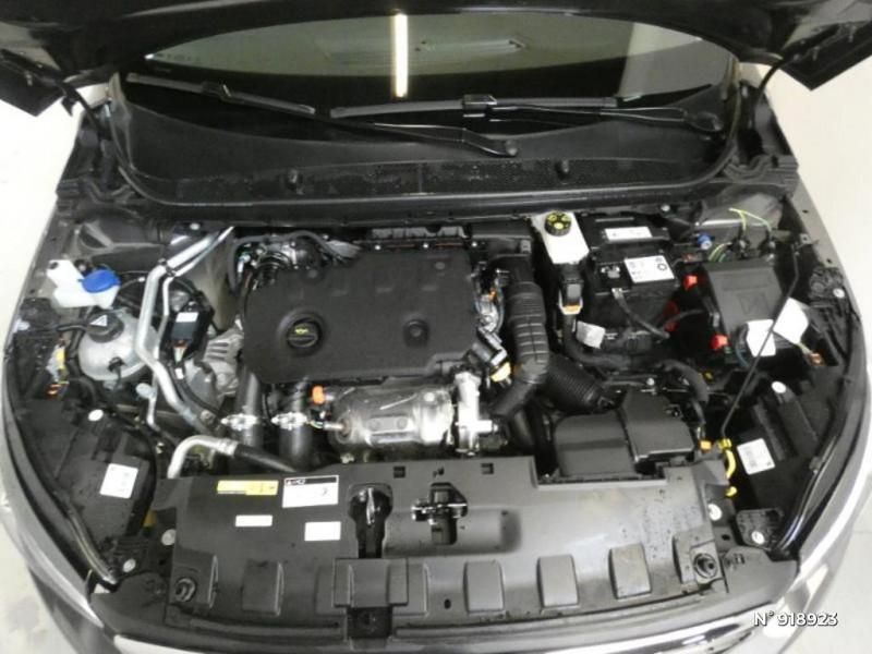 Peugeot 308 1.5 BlueHDi 130ch S&S Allure 7cv Gris occasion à Cesson - photo n°11
